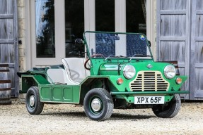 1967 Morris Mini Moke