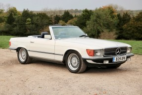 1986 Mercedes-Benz 500 SL