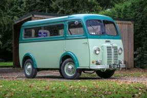1955 Peugeot D3A