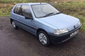 1992 Peugeot 106