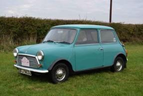 1970 Mini 1000