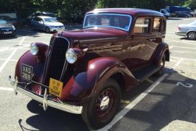 1935 Graham Model 68