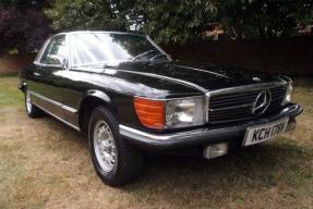 1974 Mercedes-Benz 450 SLC