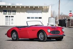 1959 Austin-Healey 100/6