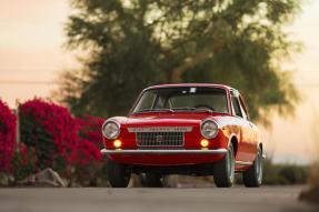 1967 Abarth Fiat 1000 OTR