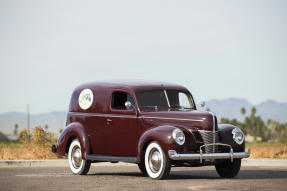 1940 Ford Model 01A