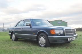 1987 Mercedes-Benz 500 SE