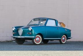 1963 Glas Goggomobil TS250