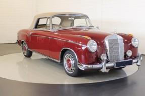 1958 Mercedes-Benz 220 S