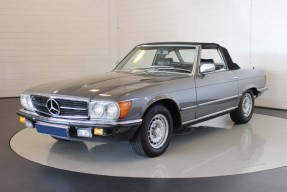 1978 Mercedes-Benz 280 SL