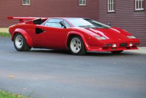 1986 Lamborghini Countach LP5000 Quattrovalvole