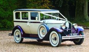 1927 Packard 4-Litre