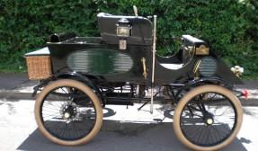 1901 Milwaukee Steam