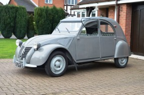 1957 Citroën 2CV