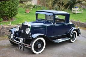 1931 Plymouth Model 30-U