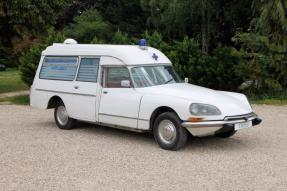 1972 Citroën ID