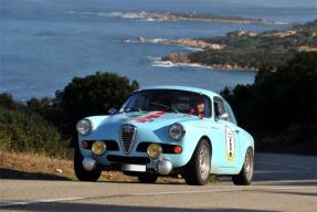 1960 Alfa Romeo Giulietta