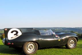 1960 Jaguar D-Type