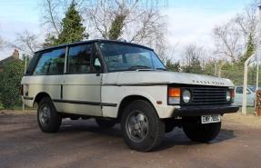 1972 Land Rover Range Rover