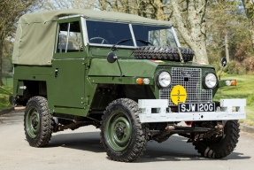 1969 Land Rover Lightweight