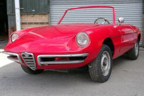 1966 Alfa Romeo Spider