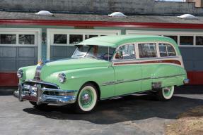1951 Pontiac Streamliner