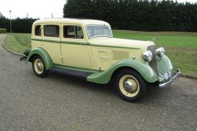 1934 Plymouth PE