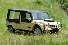 1982 Citroën Méhari