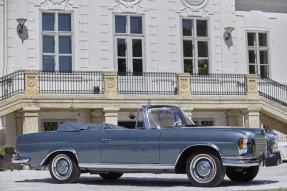 1965 Mercedes-Benz 300 SE