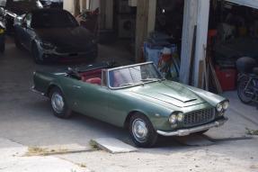 1968 Lancia Flaminia Cabriolet
