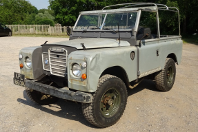 1972 Land Rover Series II