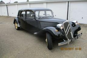 1954 Citroën 11