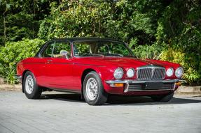 1977 Daimler Double Six Coupe