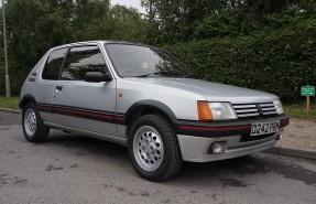 1987 Peugeot 205