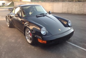 1992 Porsche 911 Turbo S Leichtbau