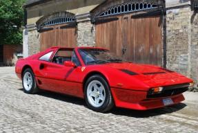 1985 Ferrari 208 GTS Turbo