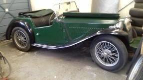 c. 1939 Morris Ten