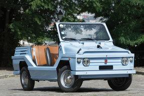 1971 Moretti Fiat 500 Minimaxi