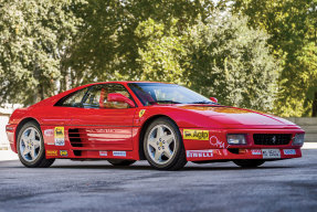 1992 Ferrari 348 tb Challenge