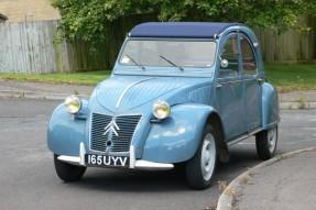 1960 Citroën 2CV