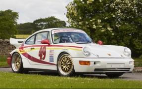 1993 Porsche 911 RSR 3.8