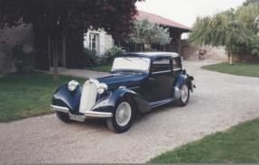 1937 Talbot-Lago T23