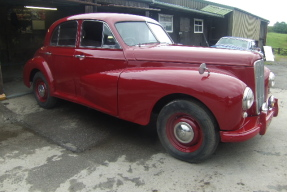 1953 Morris Six