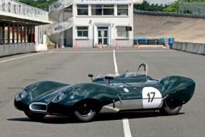 1958 Lotus Eleven