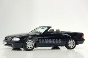 1993 Mercedes-Benz SL 500