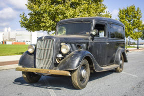 1935/36 Ford Panel Truck