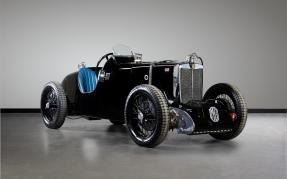 1934 MG Q-Type