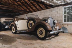1937 Mercedes-Benz 230 n