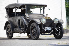 1913 Stevens-Duryea Model C