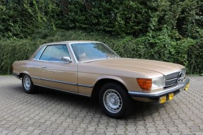 1973 Mercedes-Benz 450 SLC